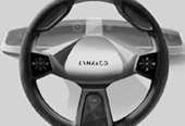 FLOAT CONCEPT Steering Wheel